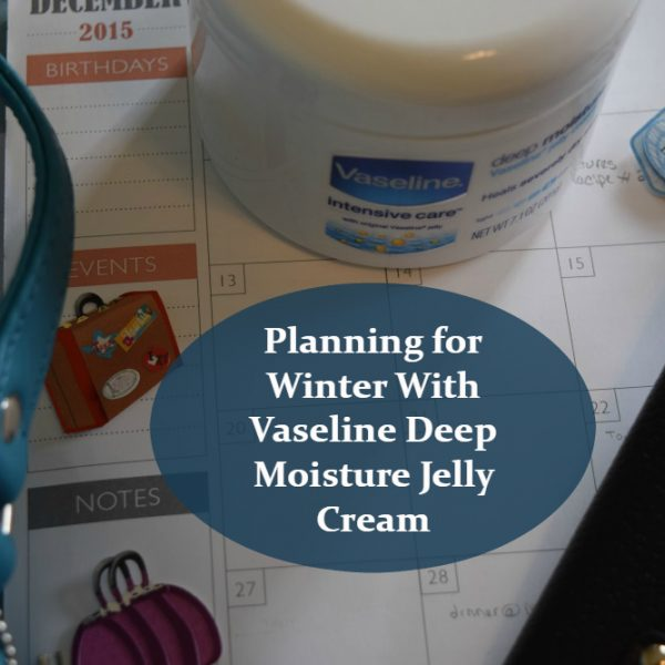 vaseline jelly cream travel planning