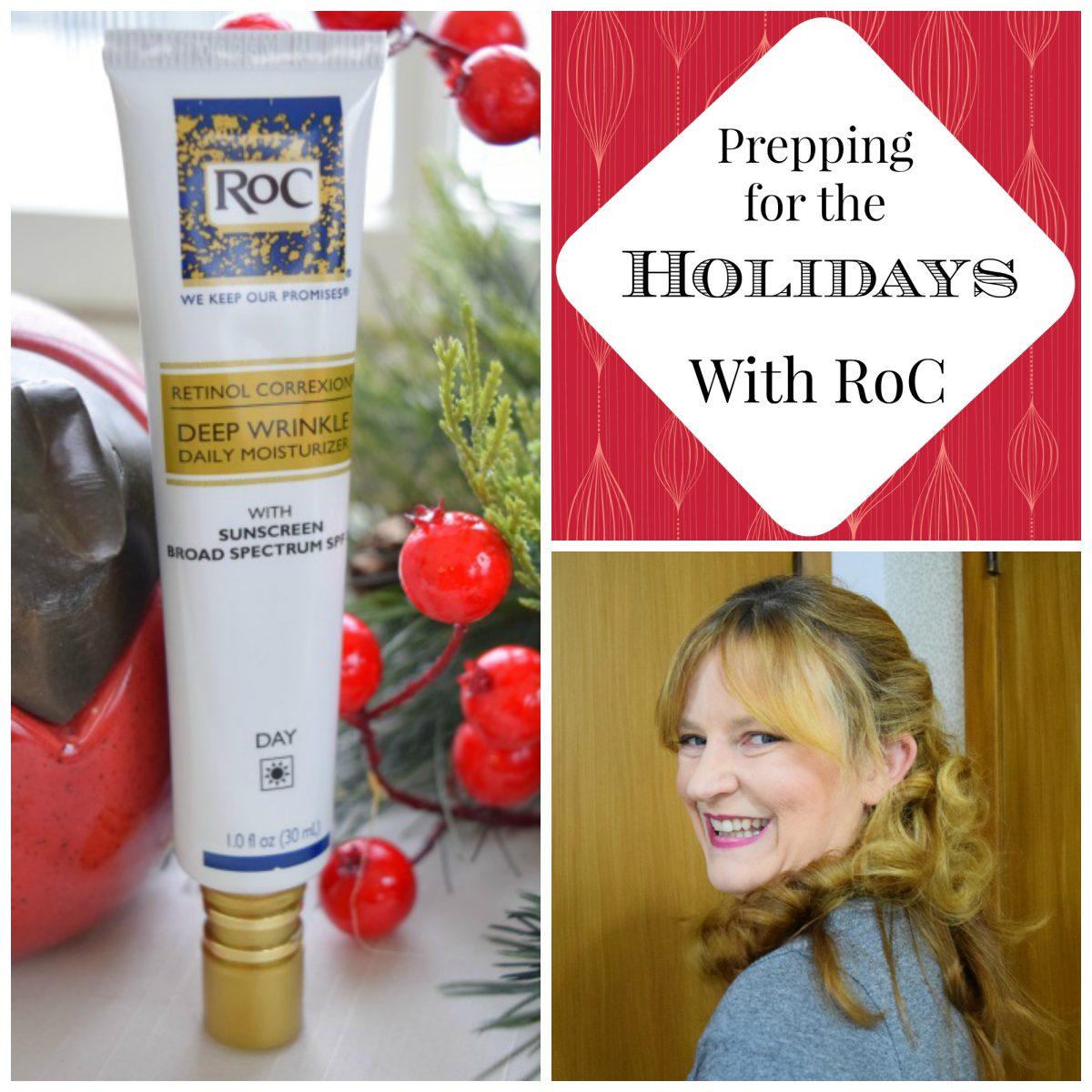 holiday preparation skin care
