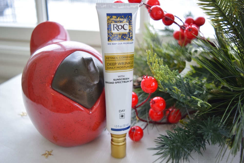 roc moisturizer holiday time