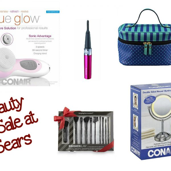 Sears beauty sale