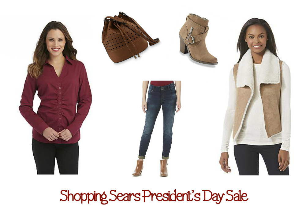 Sears President's Day Sale Through February 21