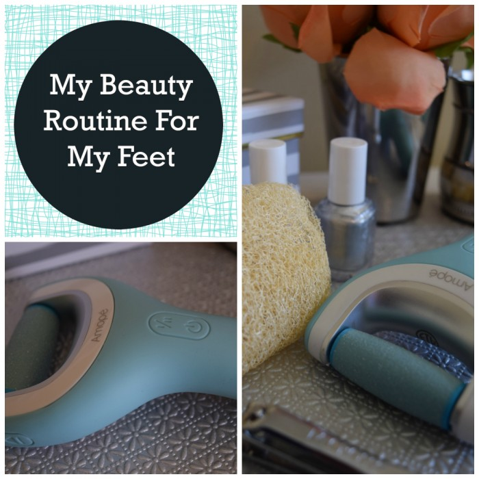 Beauty Routine for runner's feet