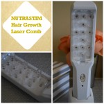 NUTRASTIM Professional Hair Growth Laser Comb Review