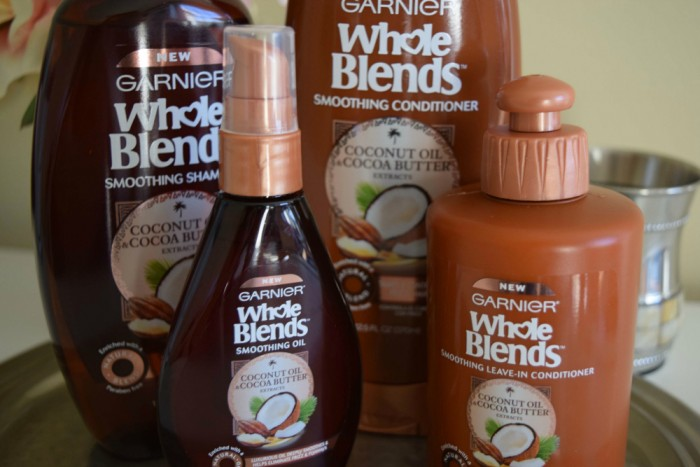 Garnier Smoothing Products
