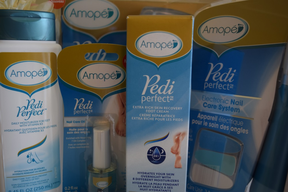 Amope product line