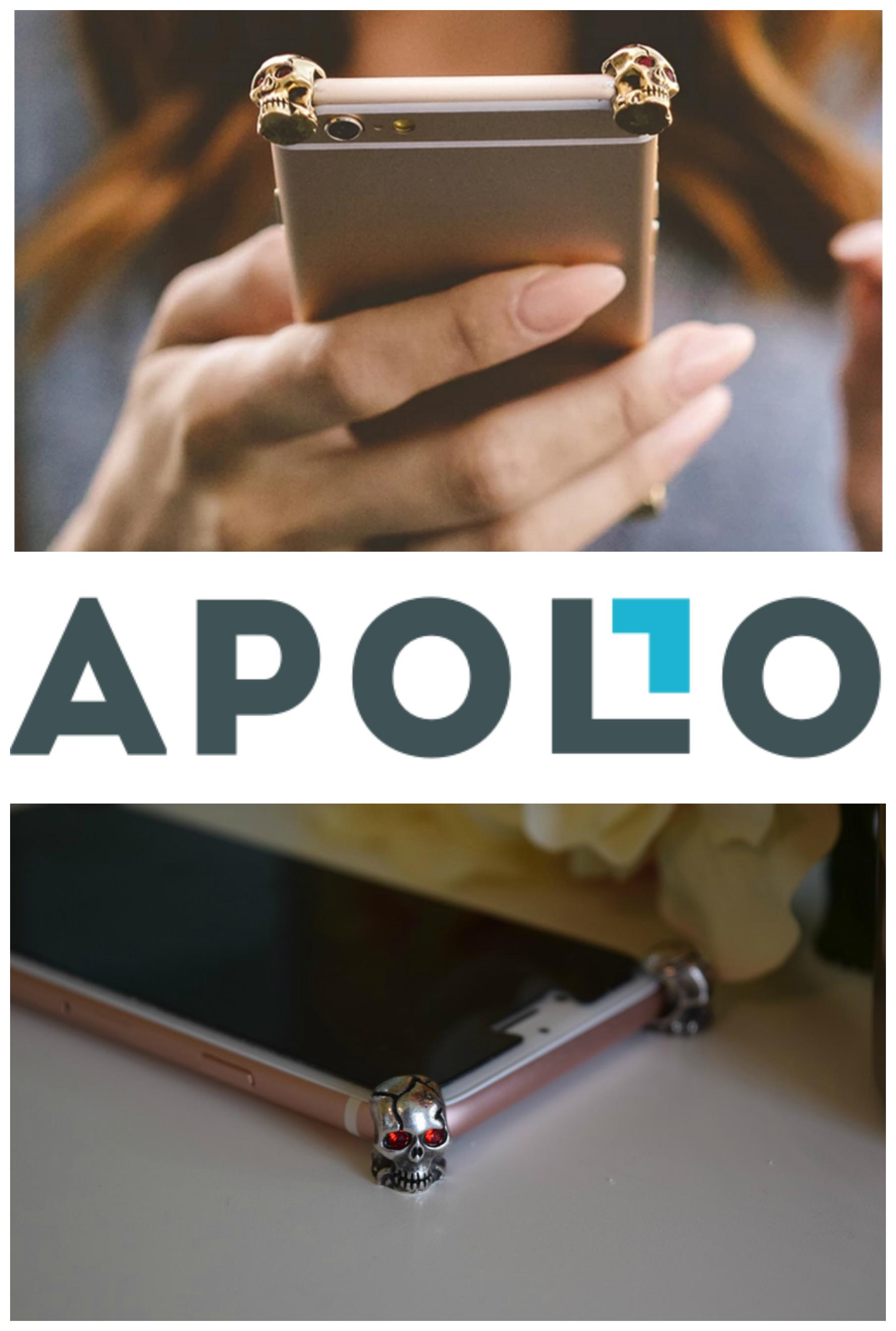 apollo box phone anti cases