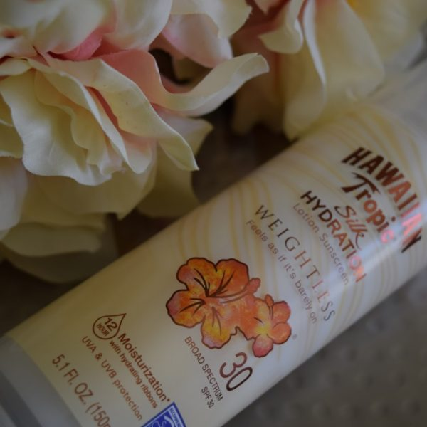 hawaiin tropic silk hydration