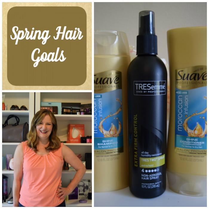 spring hair goals