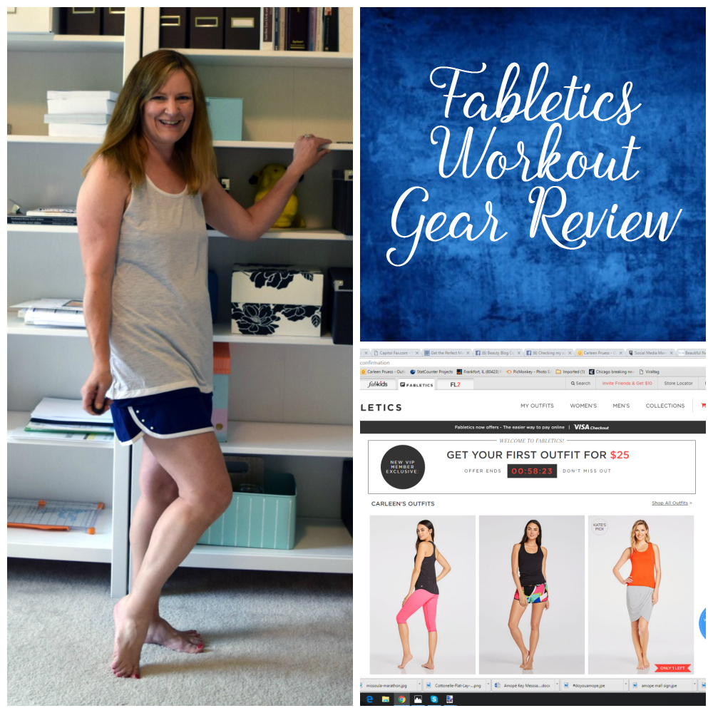 Workout Smarter With Kate Hudson's Fabletics Activewear