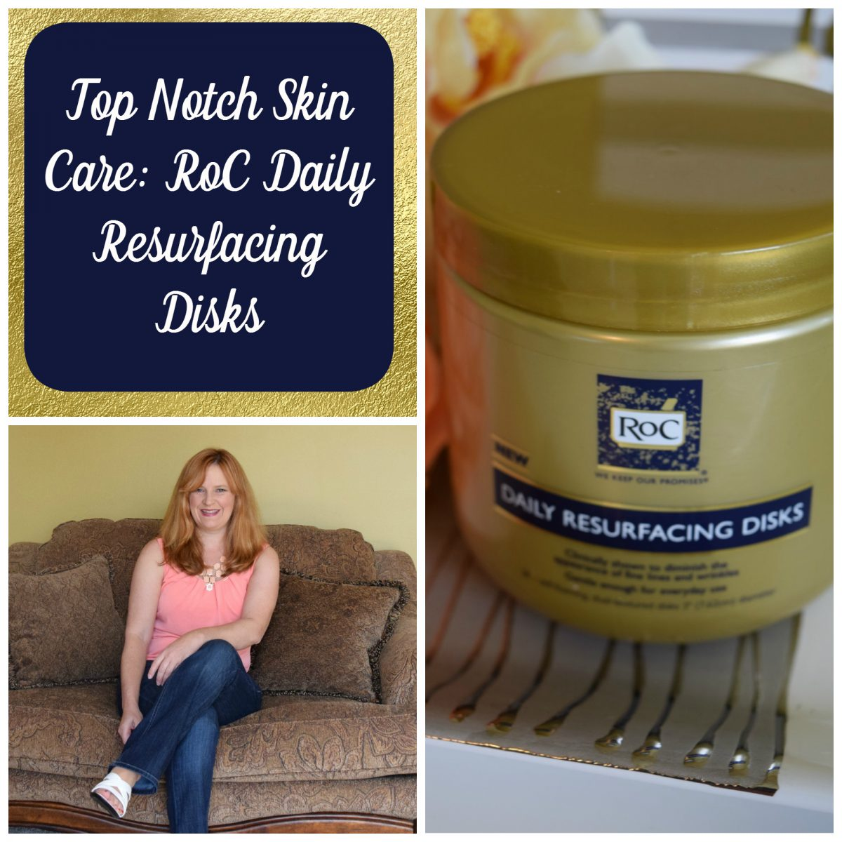 Roc Skin Care  DailyRresurfacing Disks