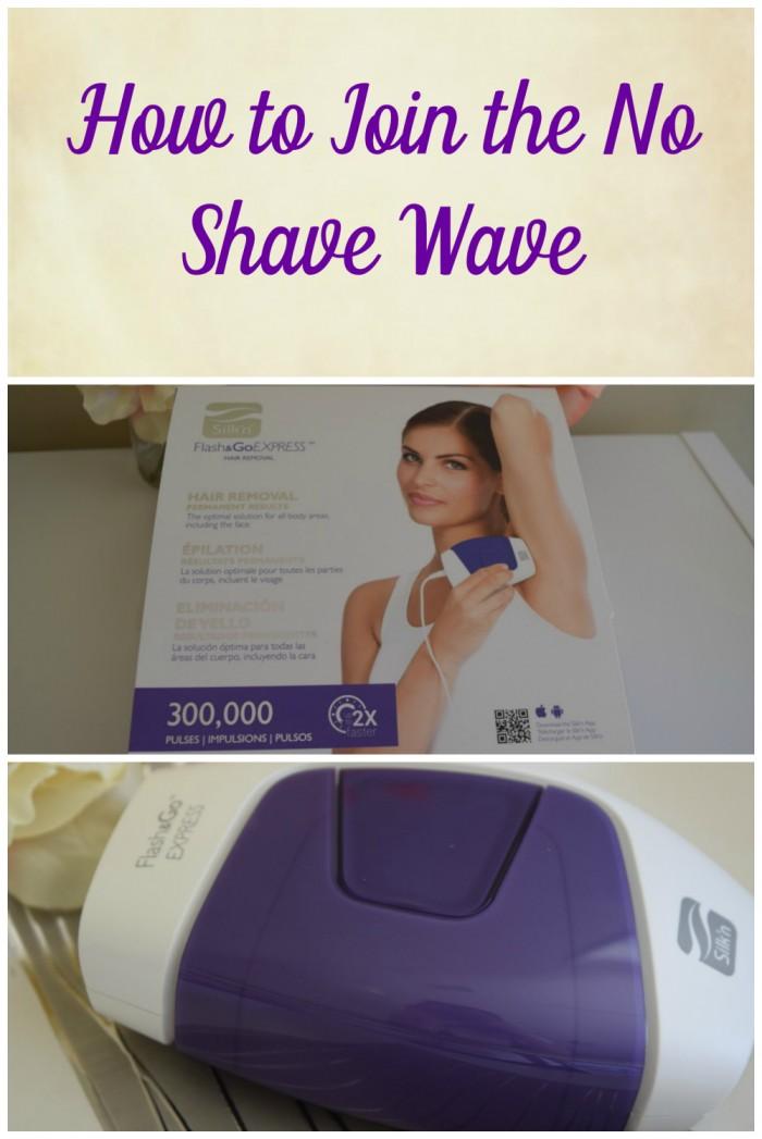 Silkn #noshavewave wave