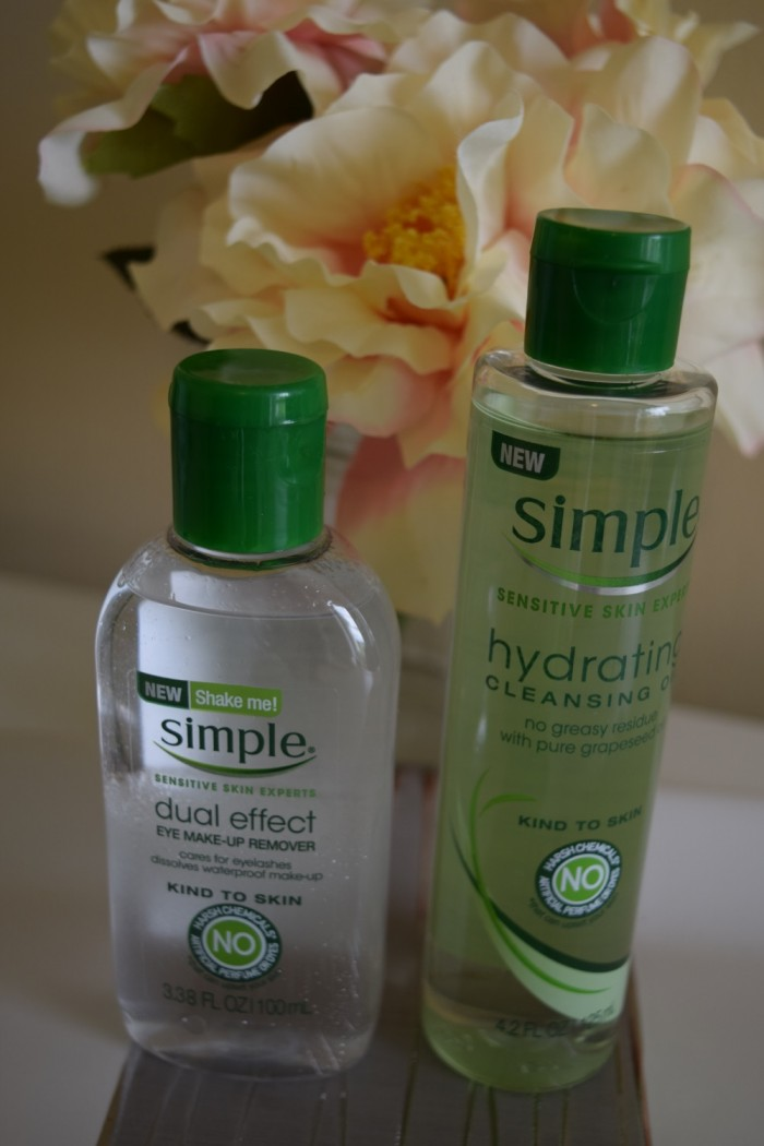 simple cleaning oil