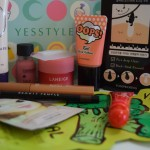 YesStyle Beauty Box Review