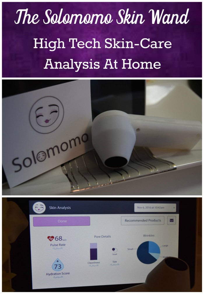 high-tech-at-home-skin-care-analysis