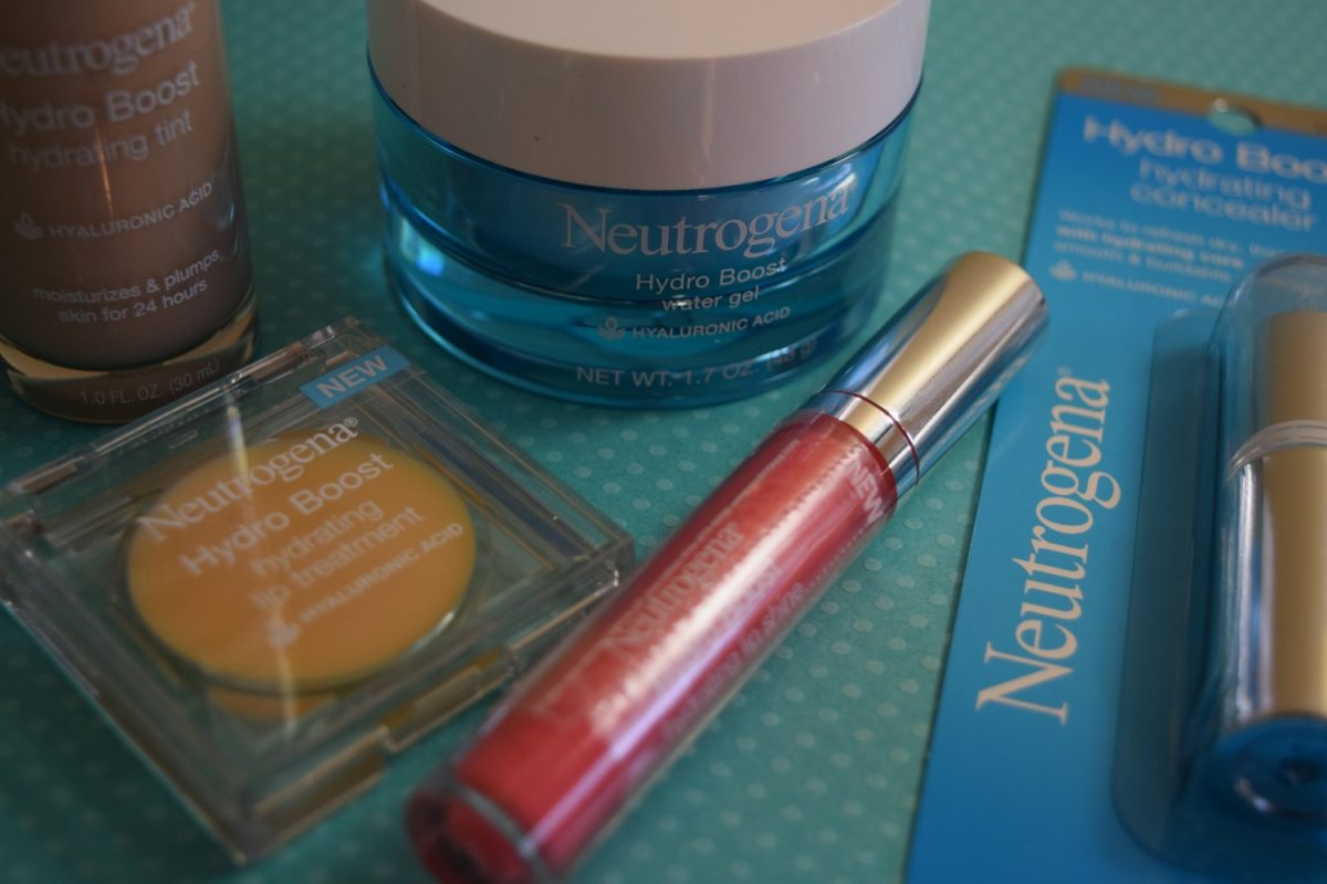 neutrogena hydrating products