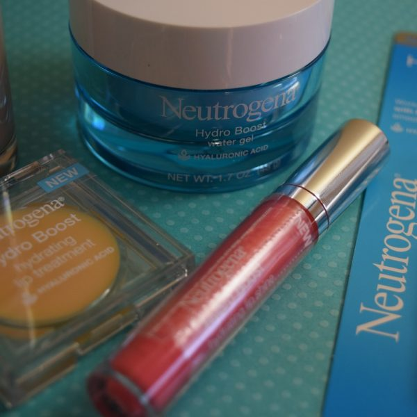 neutrogena hydrating products