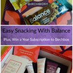 Easy Fitness Fuel with Balance and a Birchbox Sweepstakes!