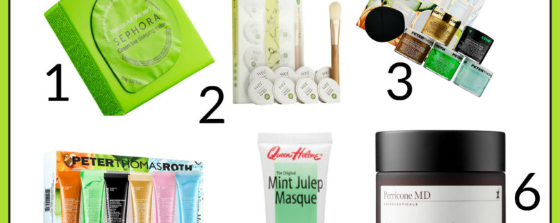 The Best Face Masks and Sample Kits