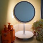 MelodySusie Narcissus Makeup Mirror and Lamp