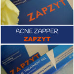 Clearing Up My Adult Acne With Acne Zapper ZAPZYT
