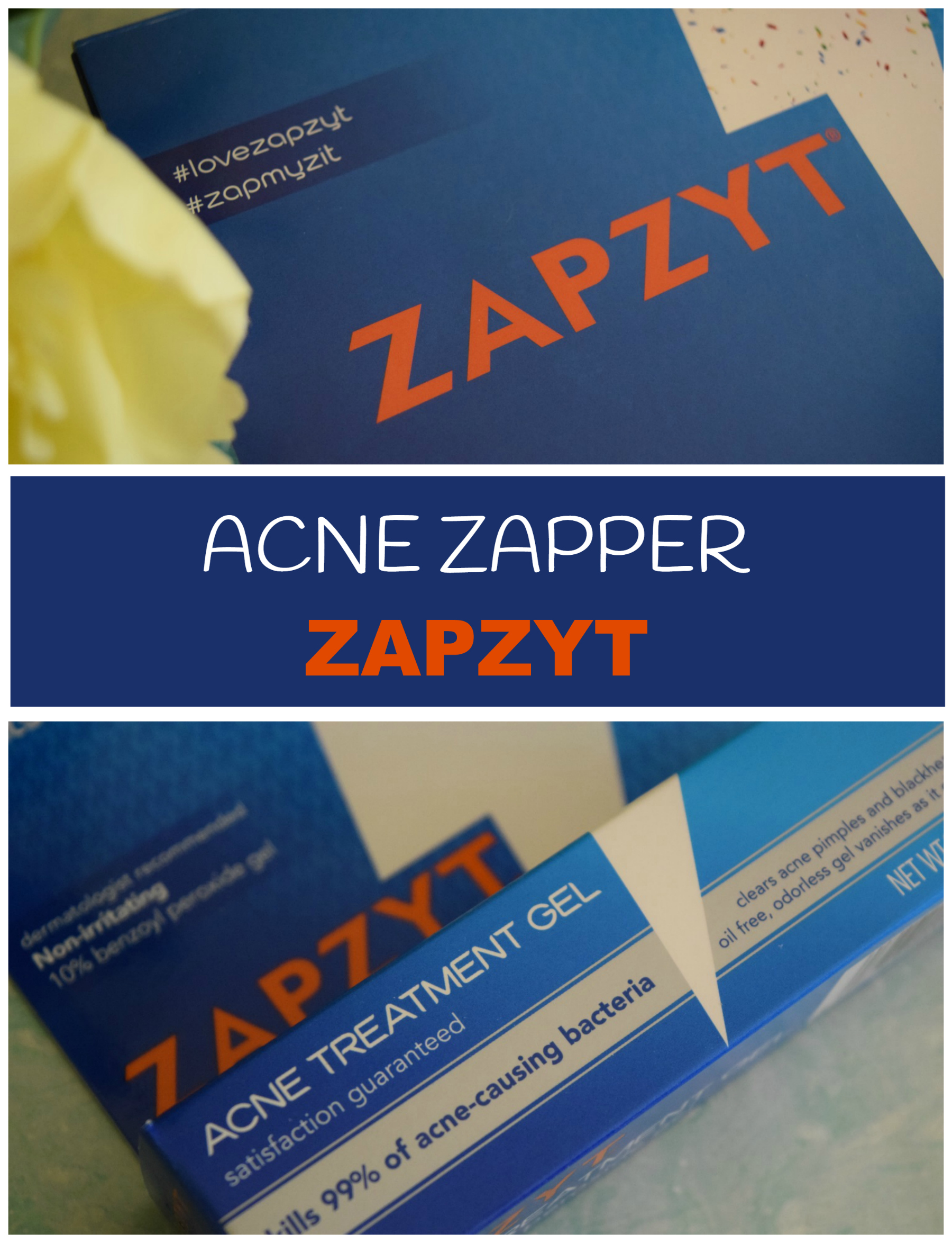 Clearing Up My Adult Acne With Acne Zapper Zapzyt Beauty And