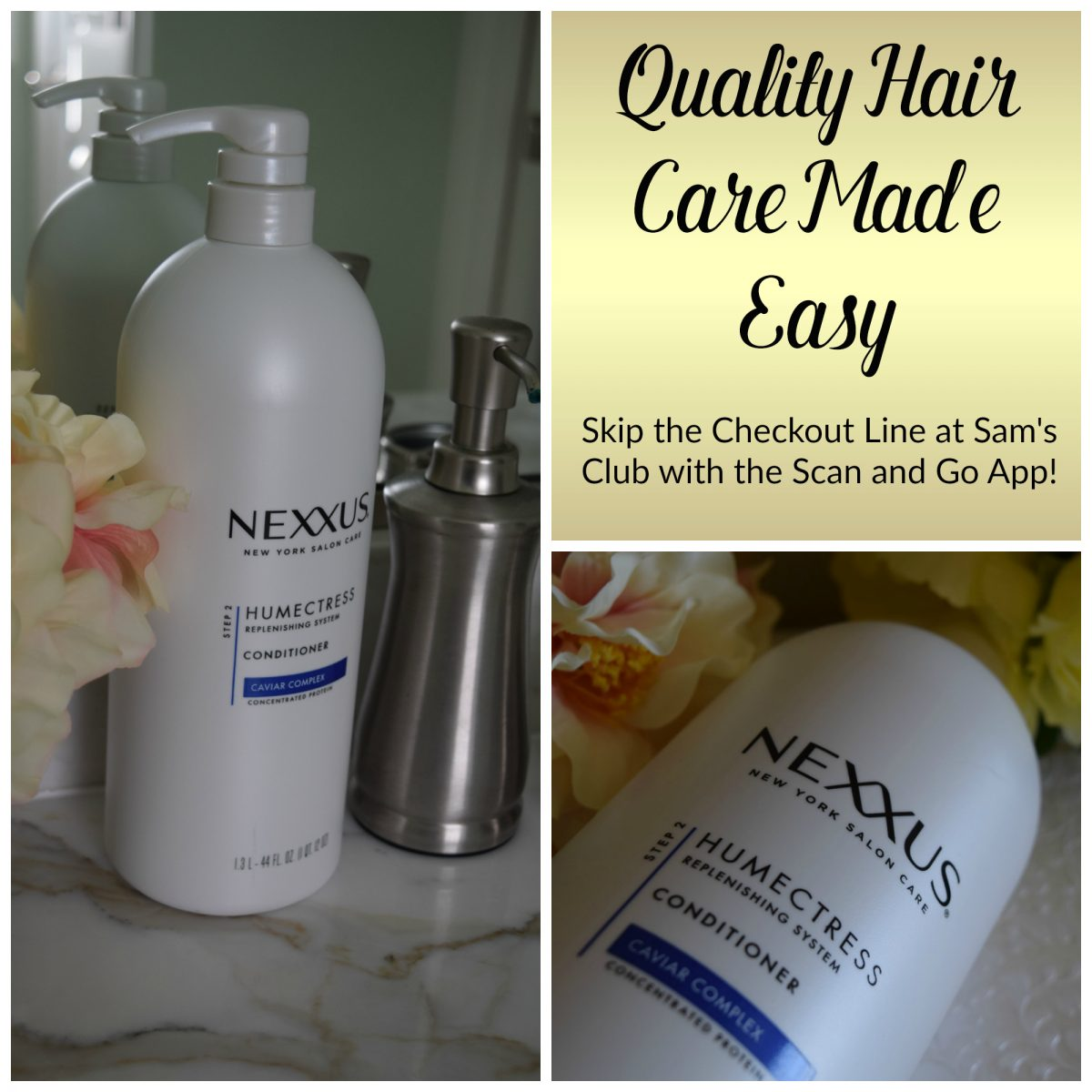 easy hair care