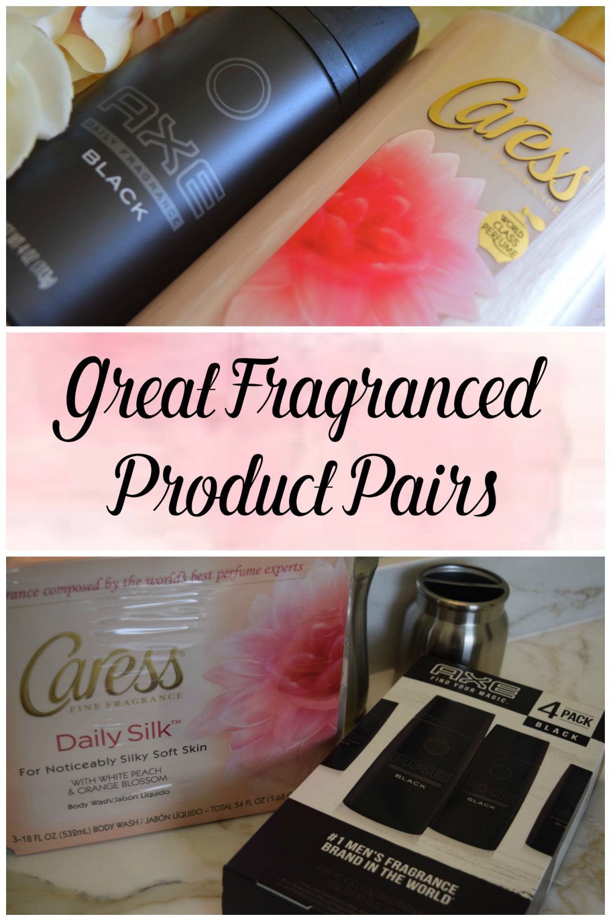 fragrance product pairs