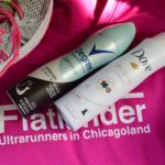 Spring Running Gear and Trying Dry Sprays