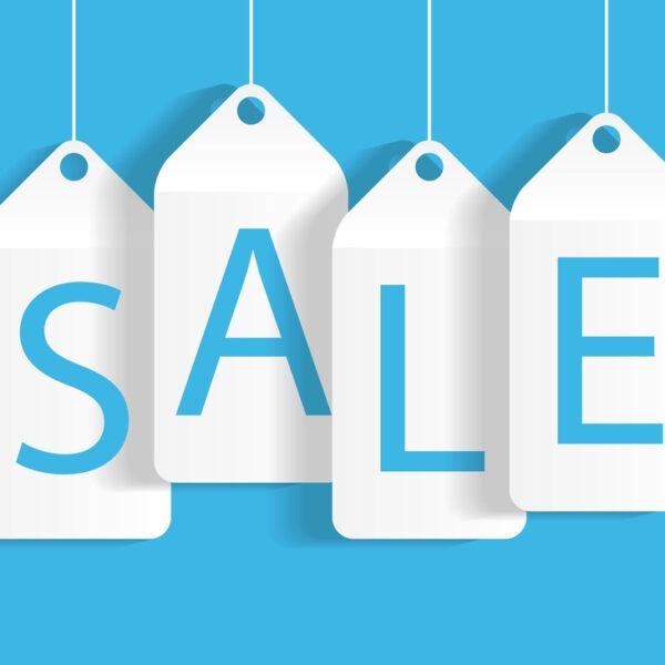 sale notice